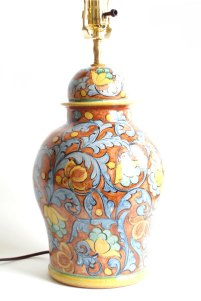 Clásico Lamp - $235