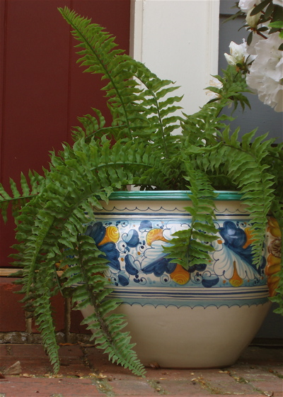 Italian planter