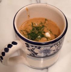 Italian ceramic coffee mugs